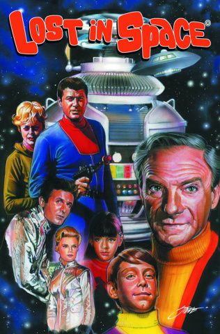 Lost in Space #1 (Stanley Cover)