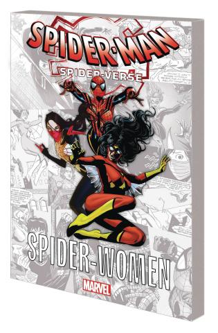 Spider-Man Spider-Verse: Spider-Women