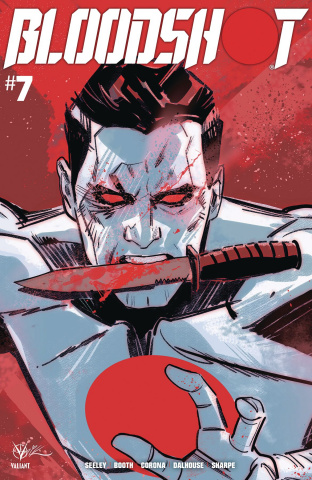 Bloodshot #7 (Virella Cover)