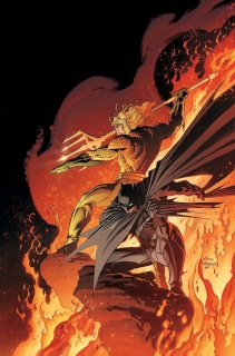 Dark Days: The Forge #1 (Kubert Cover)