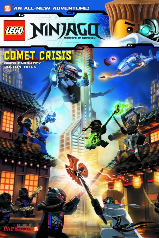 Ninjago Vol. 11: Comet Crisis