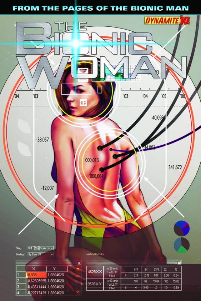 The Bionic Woman #10