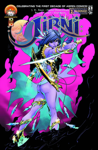 Jirni #2 (Aspen Reserved Cover)