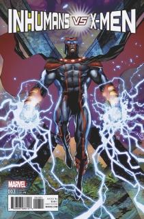 IvX #3 (Syaf X-Men Cover)