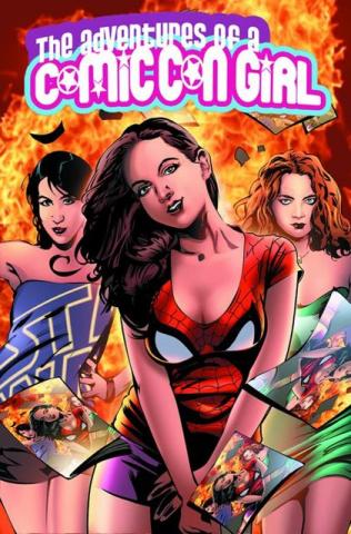 Adventures of a Comic-Con Girl #2