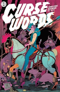 Curse Words #4 (Moore Cover)