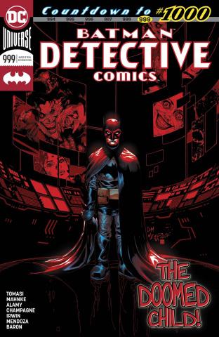 Detective Comics #999