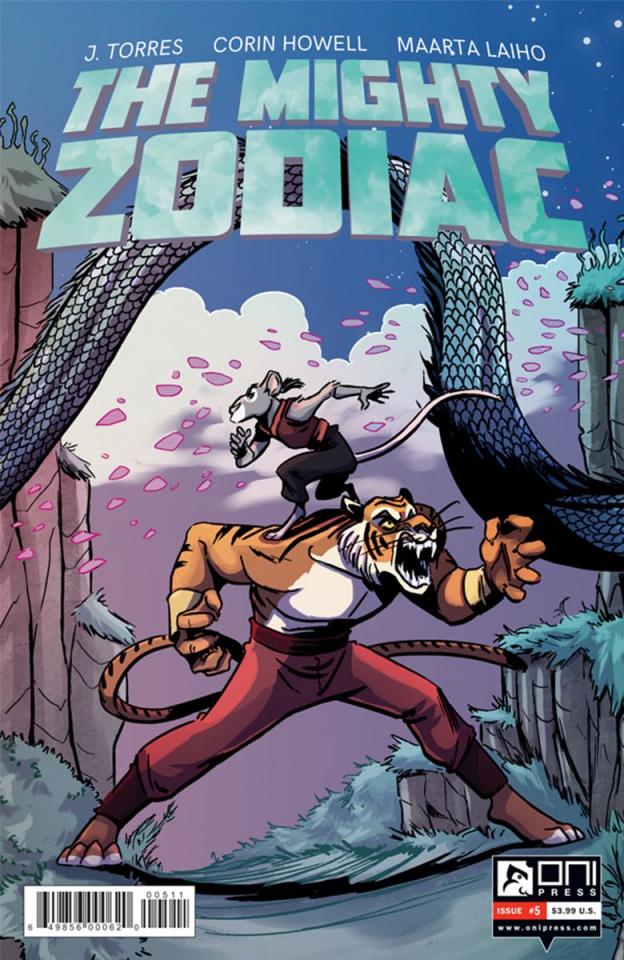 The Mighty Zodiac #5