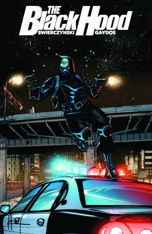 The Black Hood #1 (Chaykin Cover)
