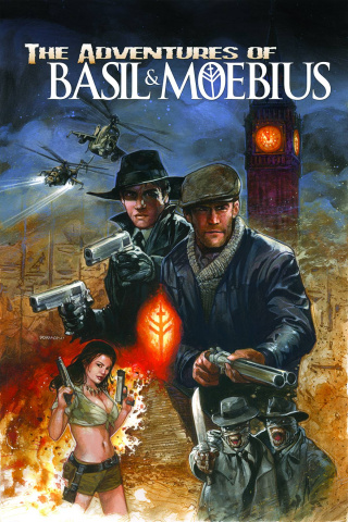 The Adventures of Basil and Moebius Vol. 1