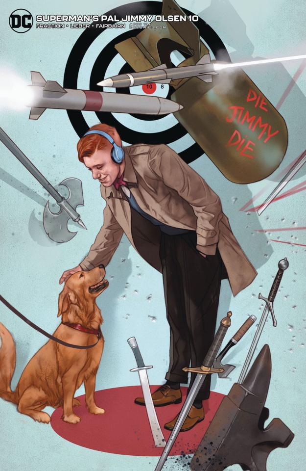 Superman's Pal Jimmy Olsen #10 (Ben Oliver Cover)