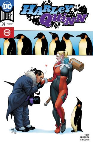 Harley Quinn #39 (Variant Cover)