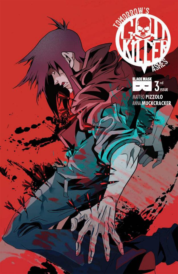 Godkiller: Tomorrow's Ashes #3