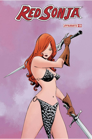 Red Sonja #23 (Lee Cover)
