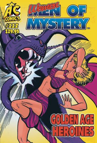 Men of Mystery #113