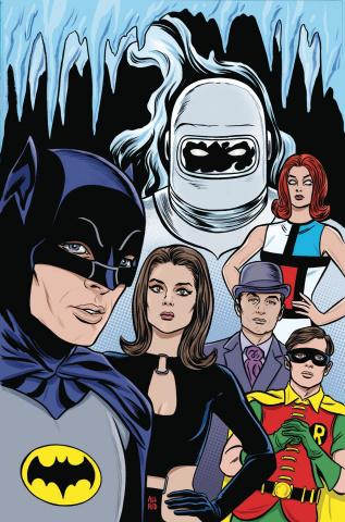 Batman '66 Meets Steed and Mrs. Peel #6