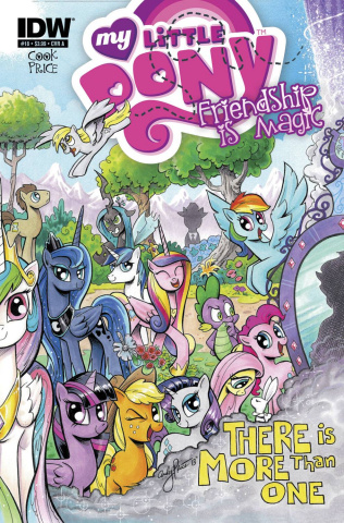 My Little Pony: Friendship Is Magic #18
