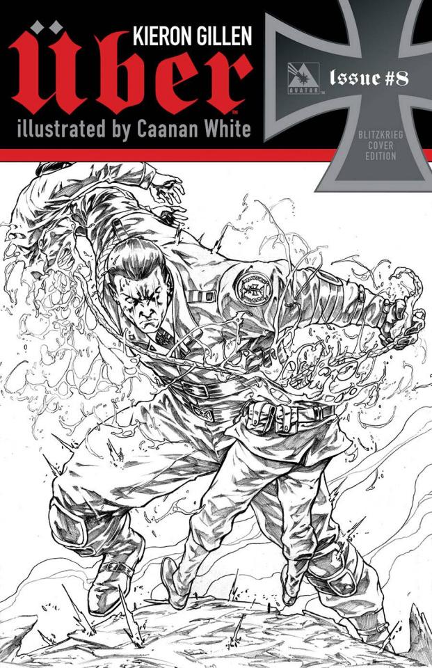 Über #8 (Blitzkrieg Cover)