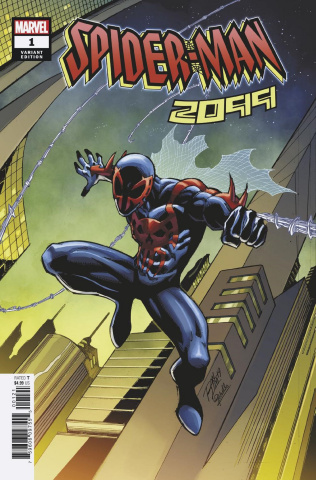 Spider-Man 2099 #1 (Ron Lim Cover)