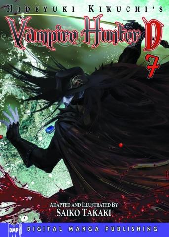 Vampire Hunter D Vol. 7