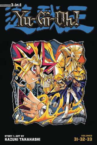 Yu-Gi-Oh! Vol. 11 (3-in-1 Edition)