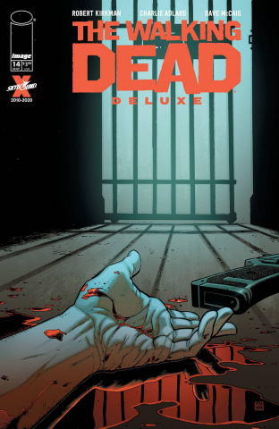 The Walking Dead Deluxe #14 (Moore & McCaig Cover)