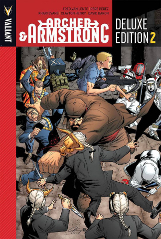 Archer & Armstrong Vol. 2 (Deluxe Edition)