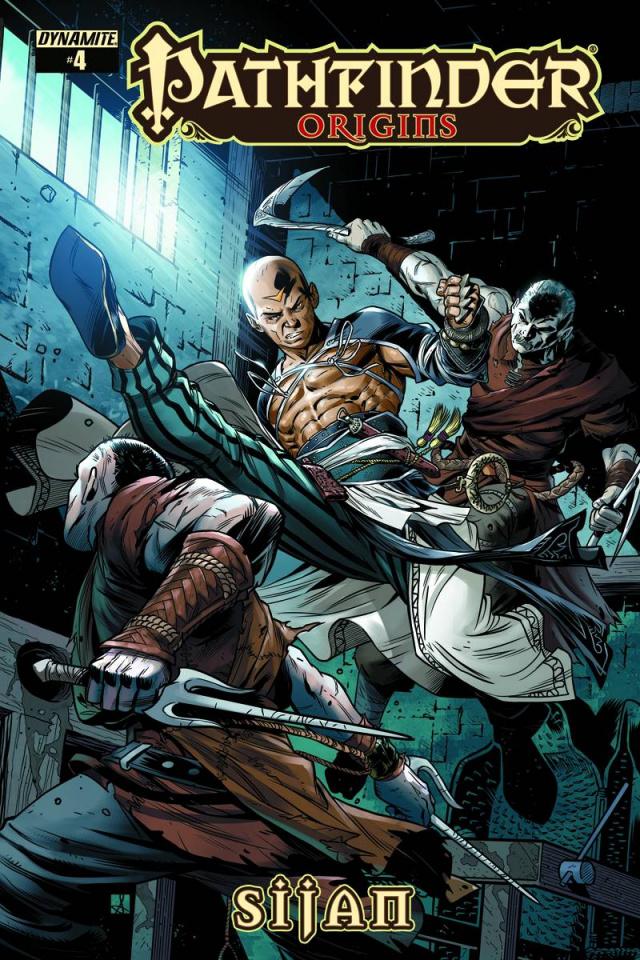Pathfinder: Origins #4 (Subscription Cover)