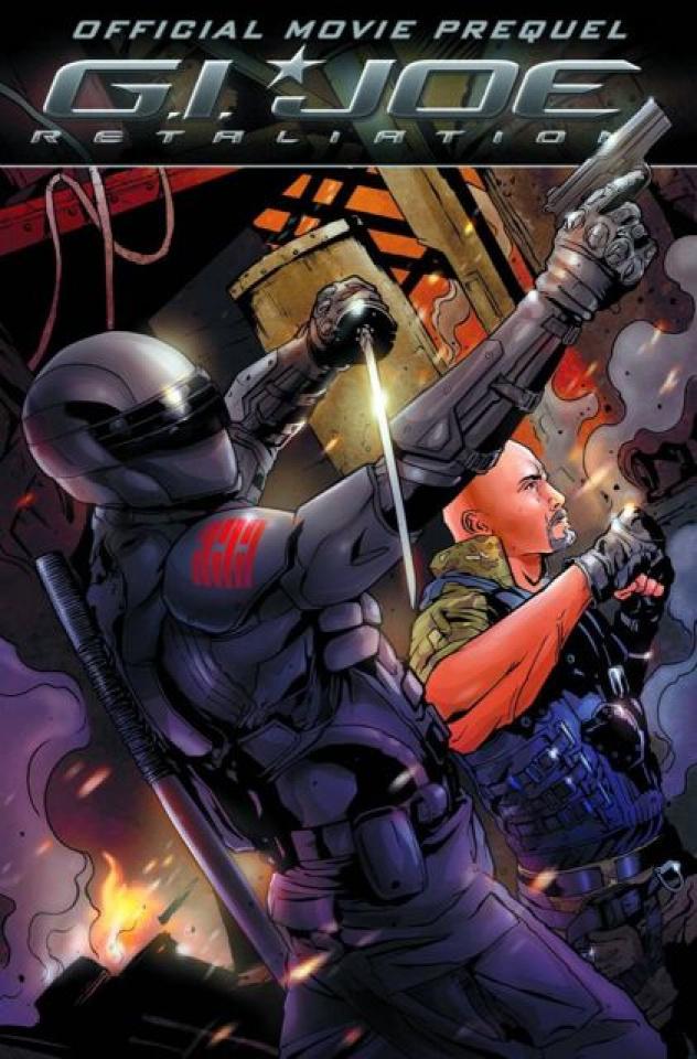G.I. Joe 2: Retaliation Movie Prequel