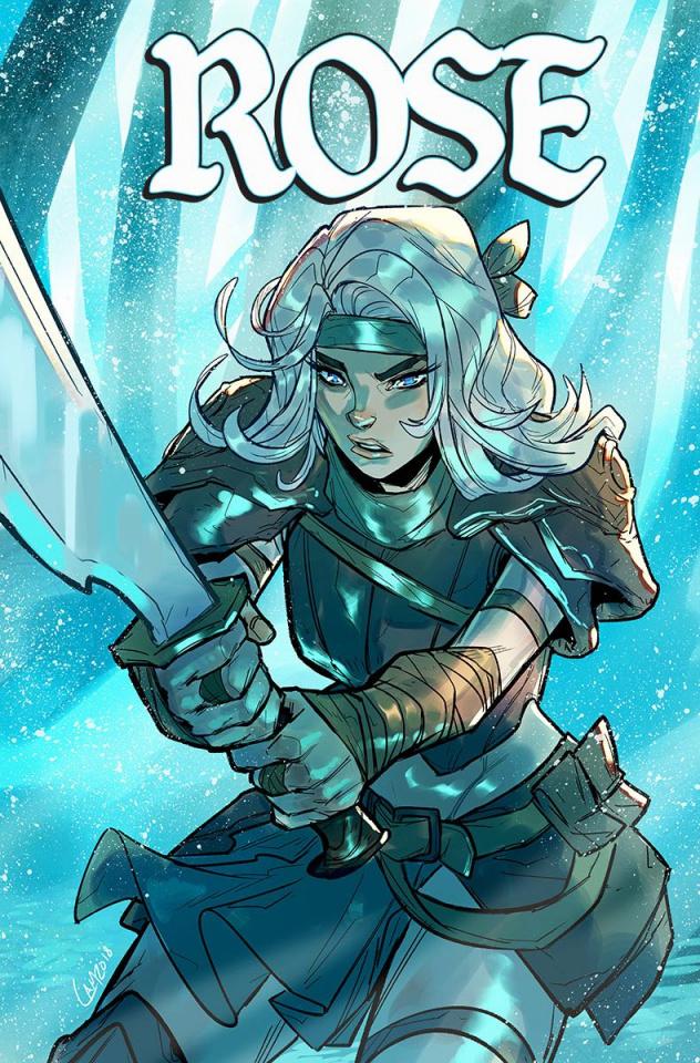 Rose #13 (Lam Cover)