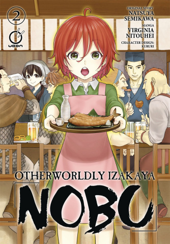 Otherworldly Izakaya Nobu Vol. 2