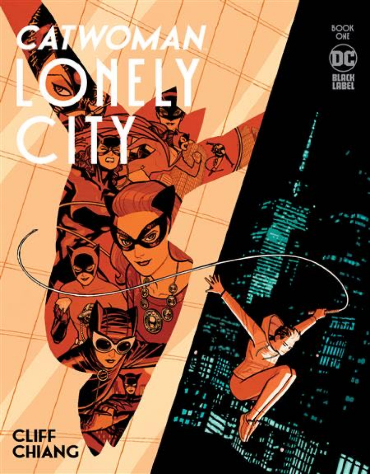 Catwoman: Lonely City #1 (Cliff Chiang