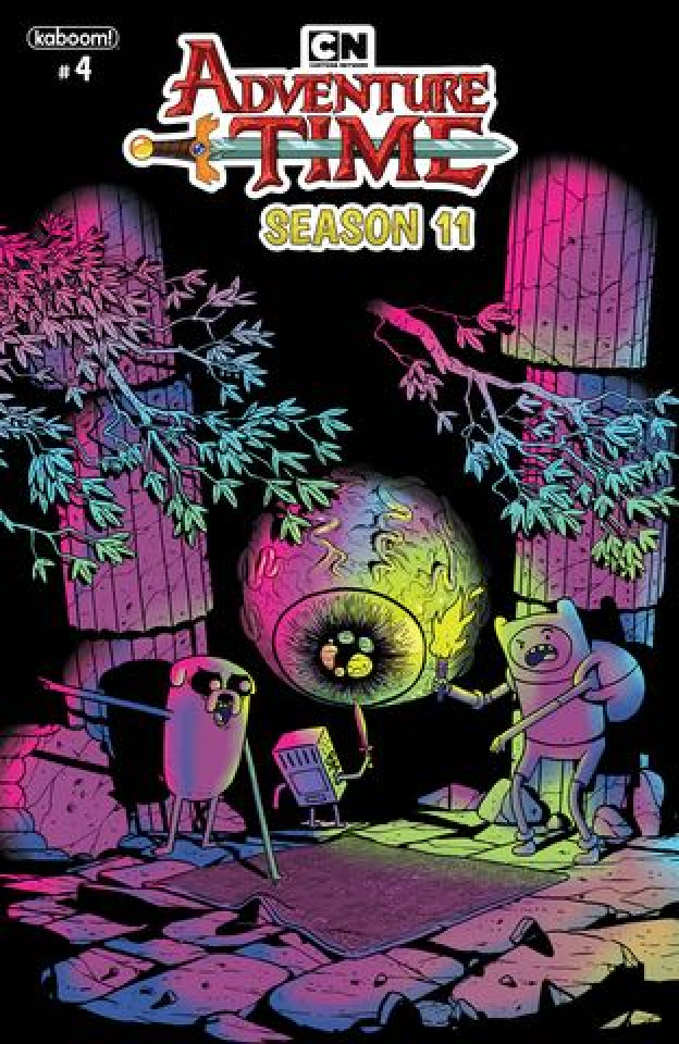 Adventure Time, Season 11 #4 (Vermilyea Printing)