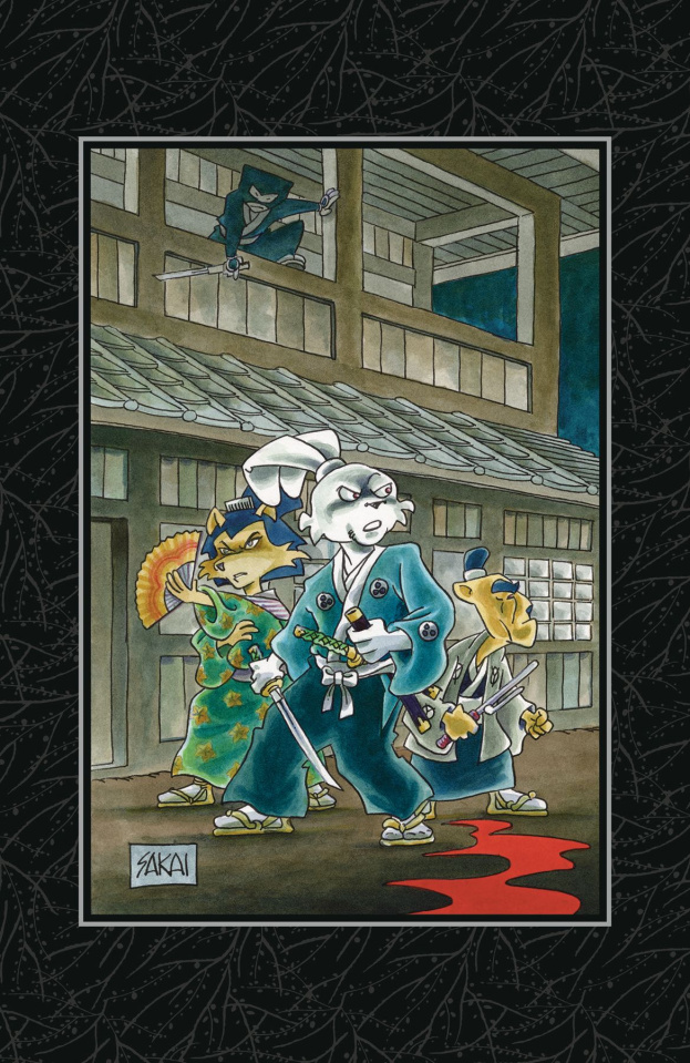 The Usagi Yojimbo Saga Vol. 8 (Limited Edition)