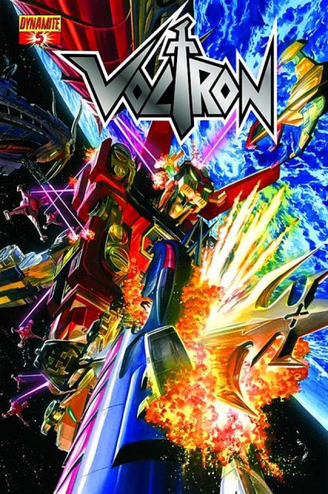 Voltron #5