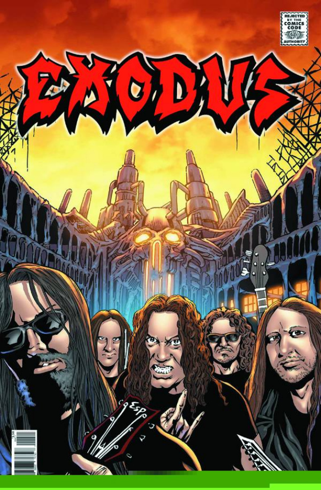 Rock & Roll Biographies: Exodus