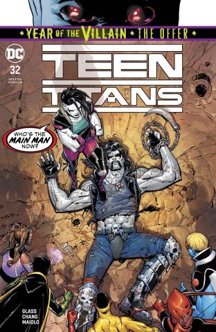 Teen Titans #32 (Year of the Villian)