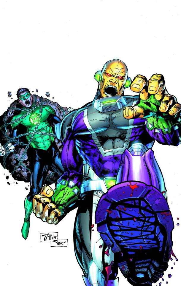 Green Lantern #23.2: Mongul