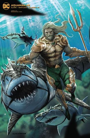 Aquaman #62 (Tyler Kirkham Cover)