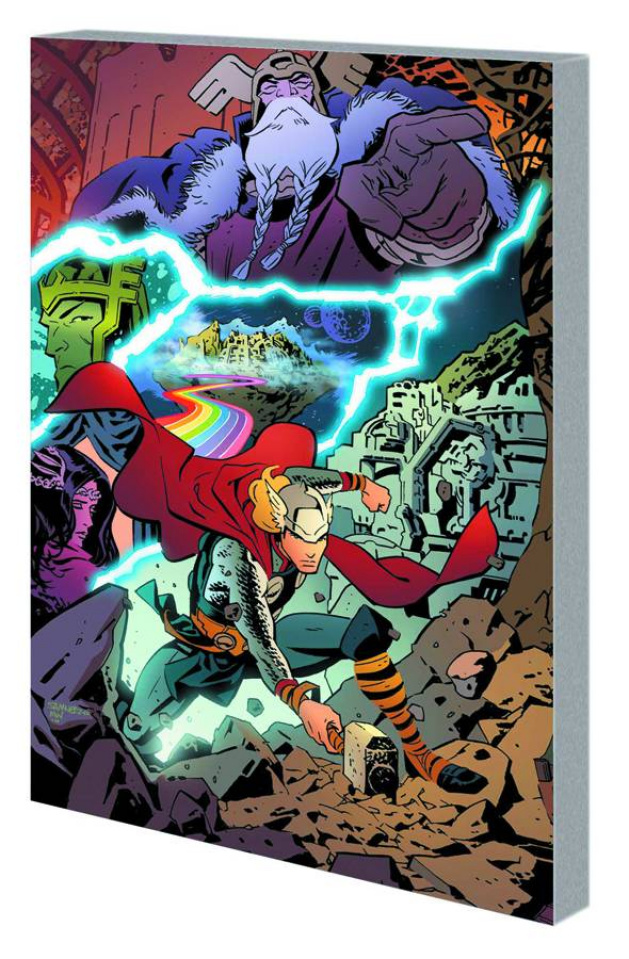Thor: The Mighty Avenger Complete Collection