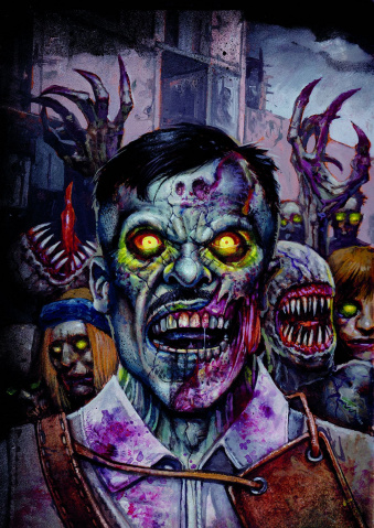 Call of Duty: Zombies #1