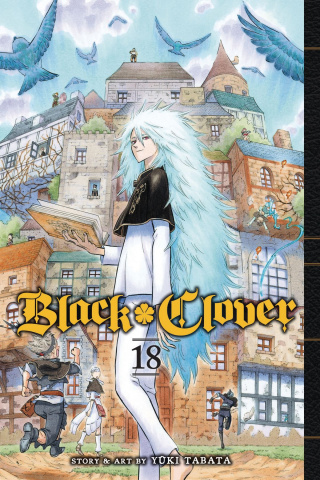 Black Clover Vol. 18