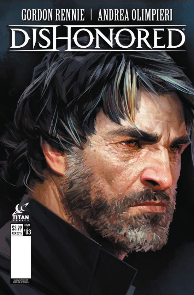 Dishonored #3 (Game Cover)
