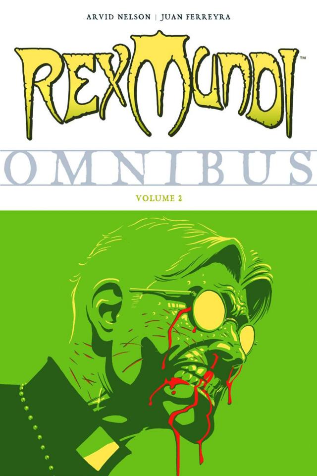 Rex Mundi Omnibus Vol. 2
