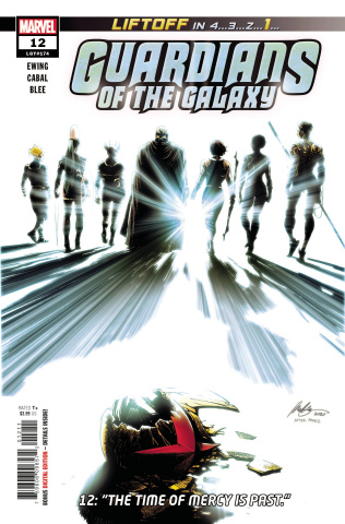Guardians of the Galaxy #12