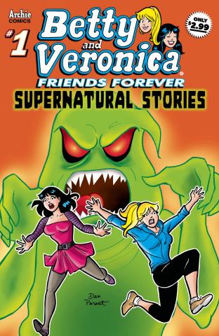 B&V Friends Forever Supernatural Stories #1