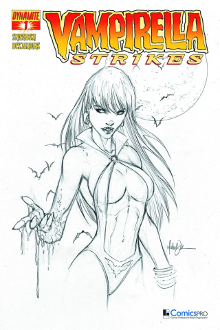 Vampirella Strikes #1 (Comicspro Exclusive)