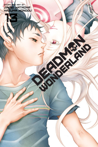 Deadman: Wonderland Vol. 13