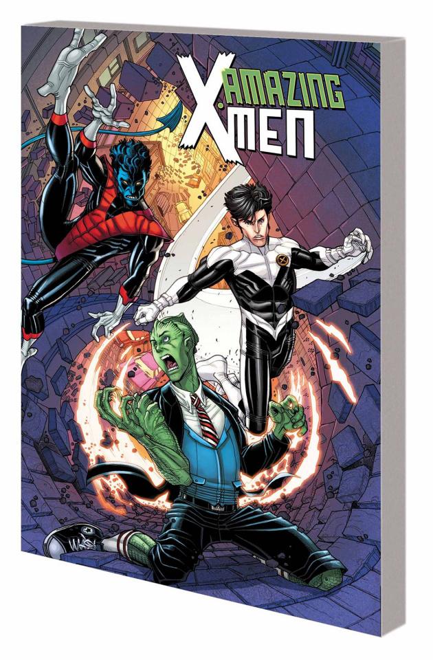 Amazing X-Men Vol. 3: The Once and Future Juggernaut