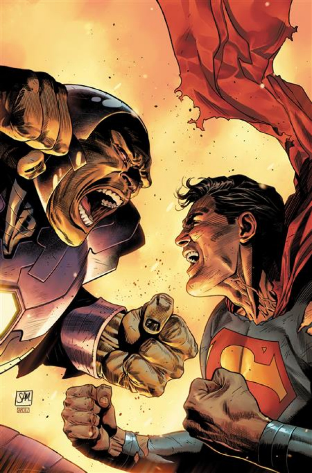 Action Comics #1037 (Daniel Sampere Cover)